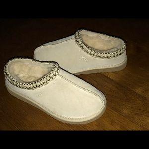 8cf7096b89b Women's Tasman Classic Suede Slippers Size 7
